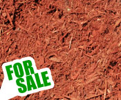 Photo of Natural Red Mulch